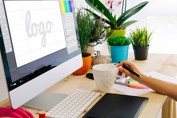 Graphic Design at RE Accounting Services